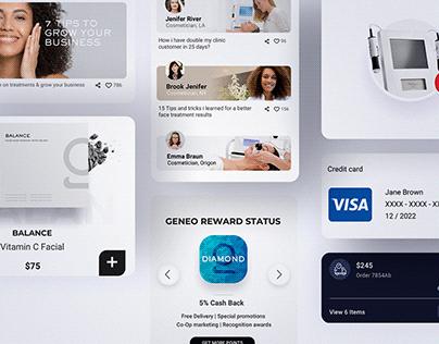Cosmetics Practice B2B App