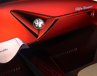"Alfa Romeo ""duetto"" (03.2018-07.2018)"