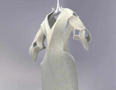 Gaudí dress