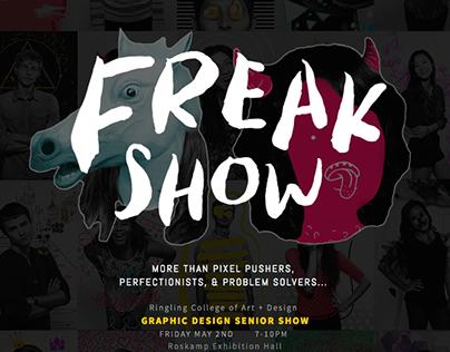 Freak Show 2014
