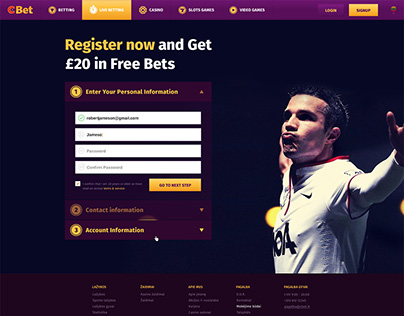 cBet - Online Betting Platform