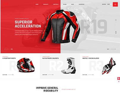 MotoRoar - Signature Design