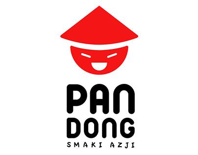 Pan Dong - Fast food restaurant visual identity