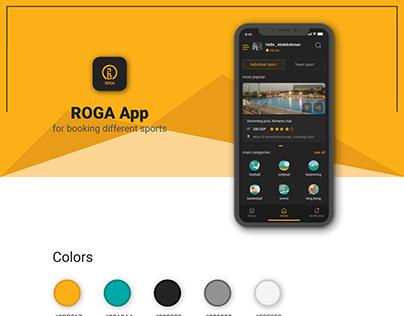 Roga App
