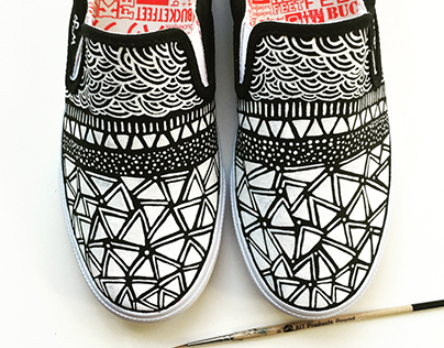 a673a911aefeb6 Earthy Layers Custom Bucketfeet shoes
