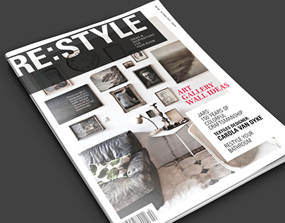 RE:STYLE // Magazine Design