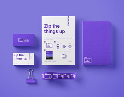 Lazybones.zip (Self-Branding)