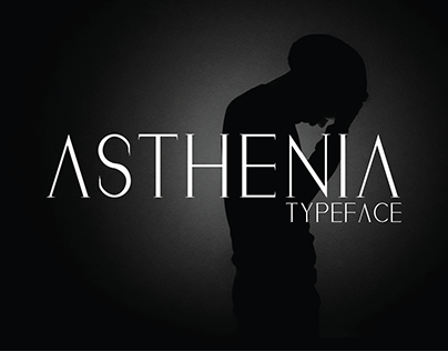 Asthenia Typeface