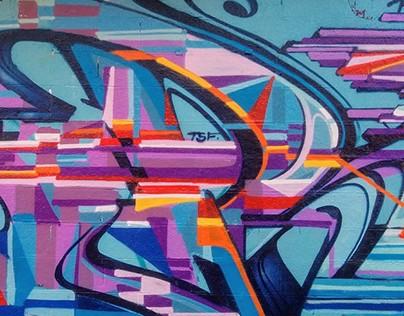 Glitch n'Graff