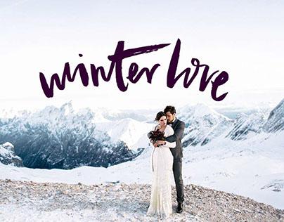 Winterlove Style Shoot x Marina Scholze Photography