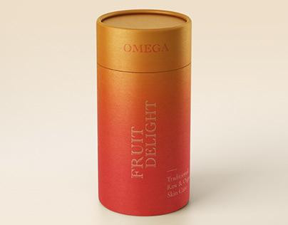 Packaging design Skin Care