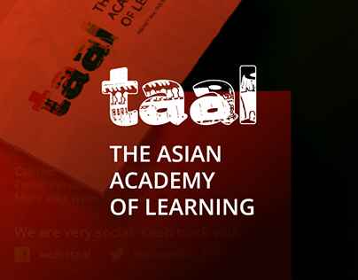 TAAL | Visual Identity