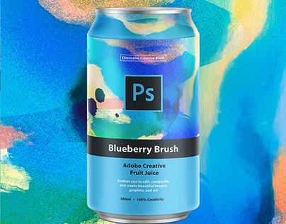 Adobe Creative Fruit Juice