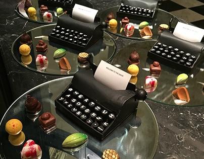 Chocolate Typewriters