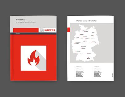 KAEFER INDUSTRIE - Brandschutzbroschüre