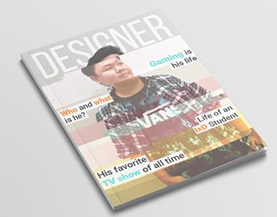 Personalized Magazine