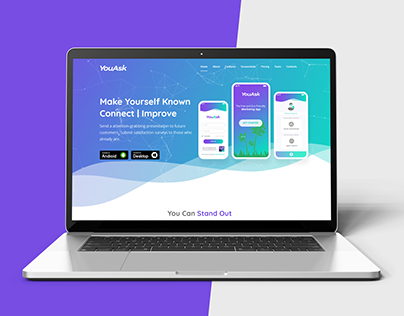 YouAsk Website