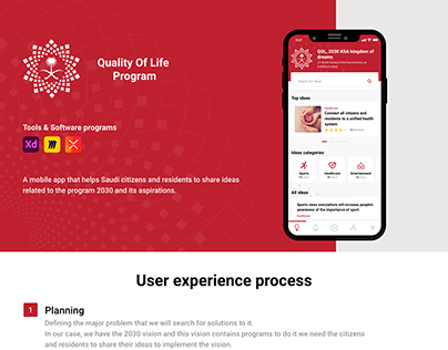 QOL Mobile App