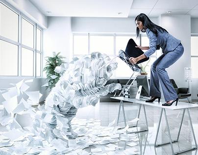 Workplace Photography & CGI