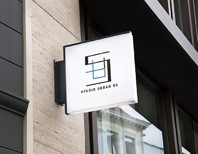 Studio Urban 92 - Proposta de Logotipo