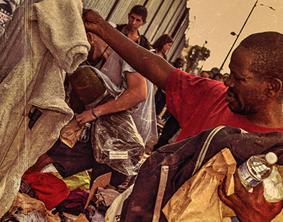The Skid Row Project : Campaign | Fundraising Video