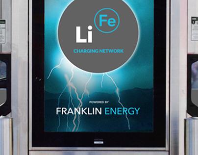 Franklin Energy Photograph Manipulations