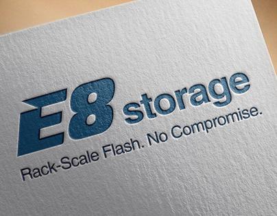 E8 Storage Branding & UI