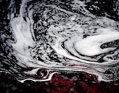 Agua e Rastros