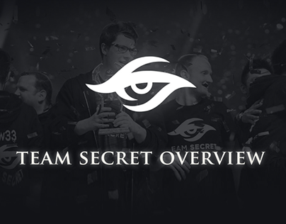 Team Secret Infographic