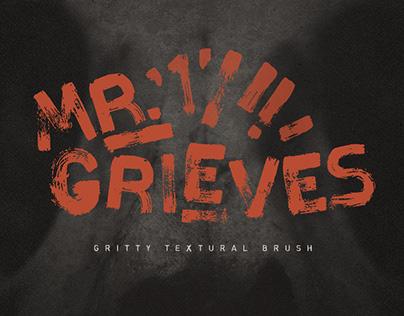 MR. GRIEVES   FreeFont