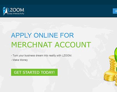 LZOOM Services for Merchants
