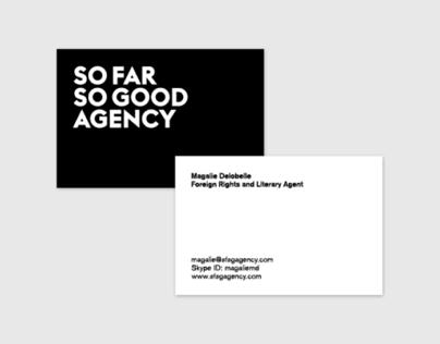 So Far So Good Agency