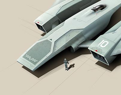 Champion Sound - Spaceship Series