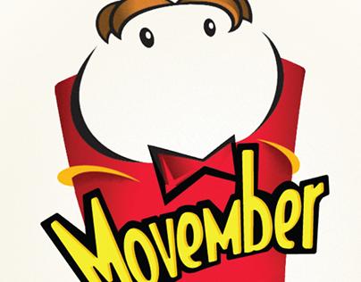 MOVEMBER Print ad