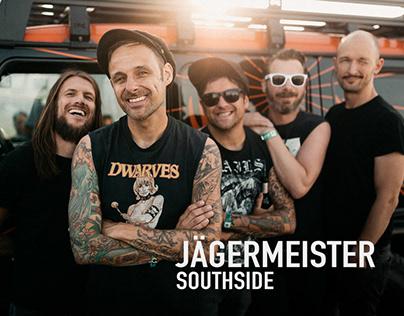 JÄGERMEISTER X SOUTHSIDE