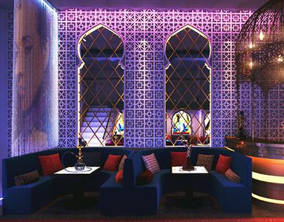 Bazaar Shisha Lounge
