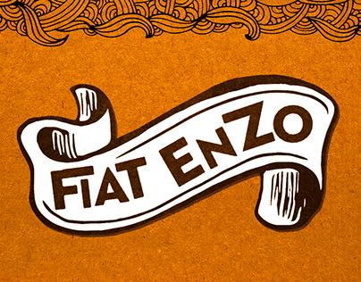 Branding Fiat Enzo