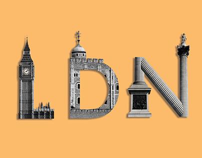 City Typography