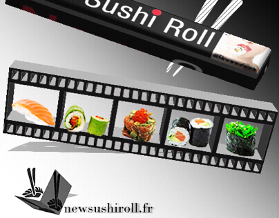 New Sushi Roll