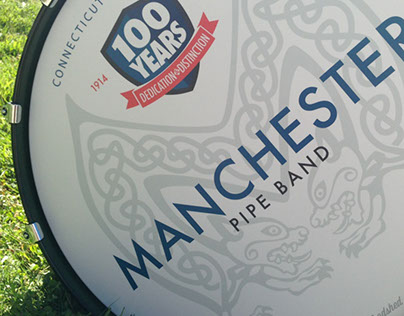 Manchester Pipe Band 100th Anniversary