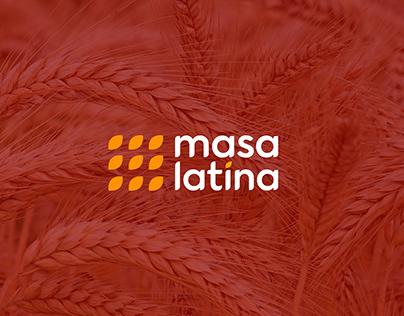 Branding para Masa Latina