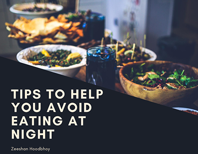Tips To Help You Avoid Eating At Night
