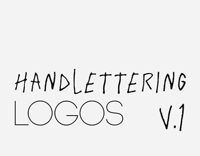 HANDLETTERING LOGOTYPES(1 PART)