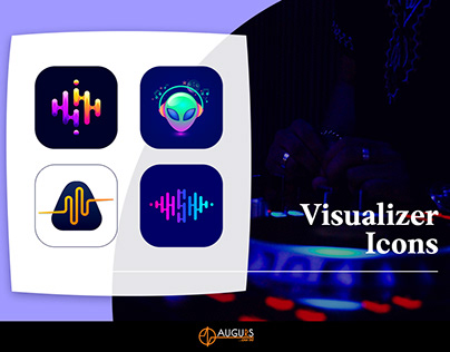 Audio Video Mixing App: App icon