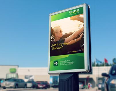 Europcar @ airport