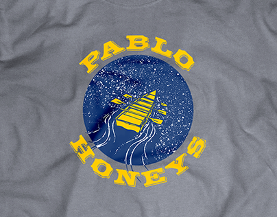 Pablo Honeys T-Shirt Designs
