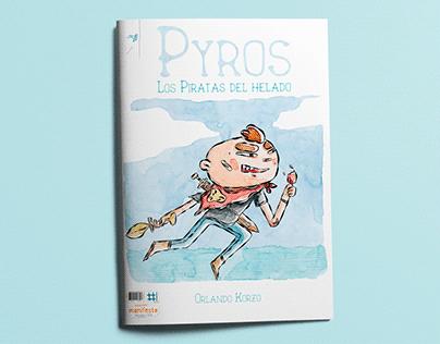 Pyros: Los piratas del helado