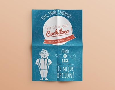 """Restaurante """"Tricolor del Cochiloco"""""""