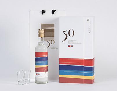 台灣×史瓦帝尼建交50週年紀念酒