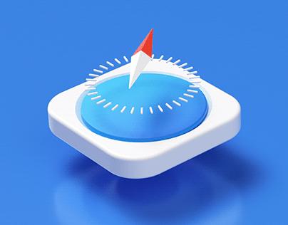 Mac OS Big Sur safari